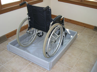 foldable shower trays